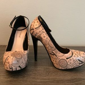 Andrea heels, lovely for any occasion